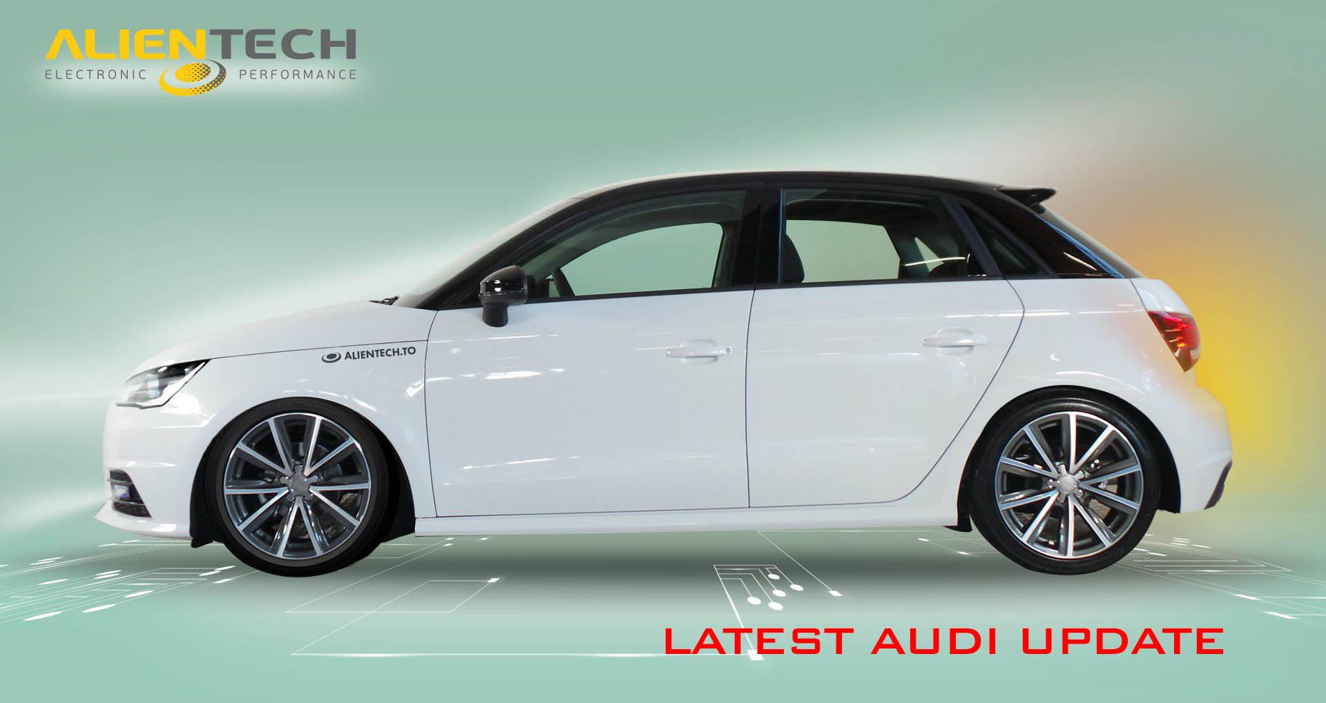 Alientech USA Audi A L TFSI Ultra Bosch MED - Audi a1 usa