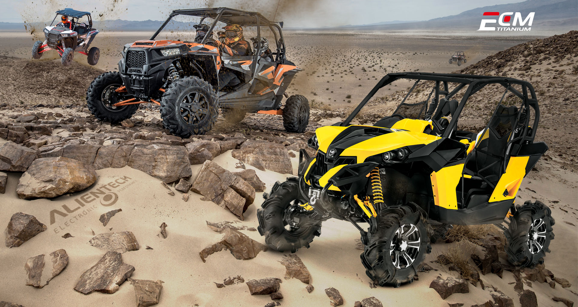 Alientech USA - All-Terrain Vehicle and Side by Side